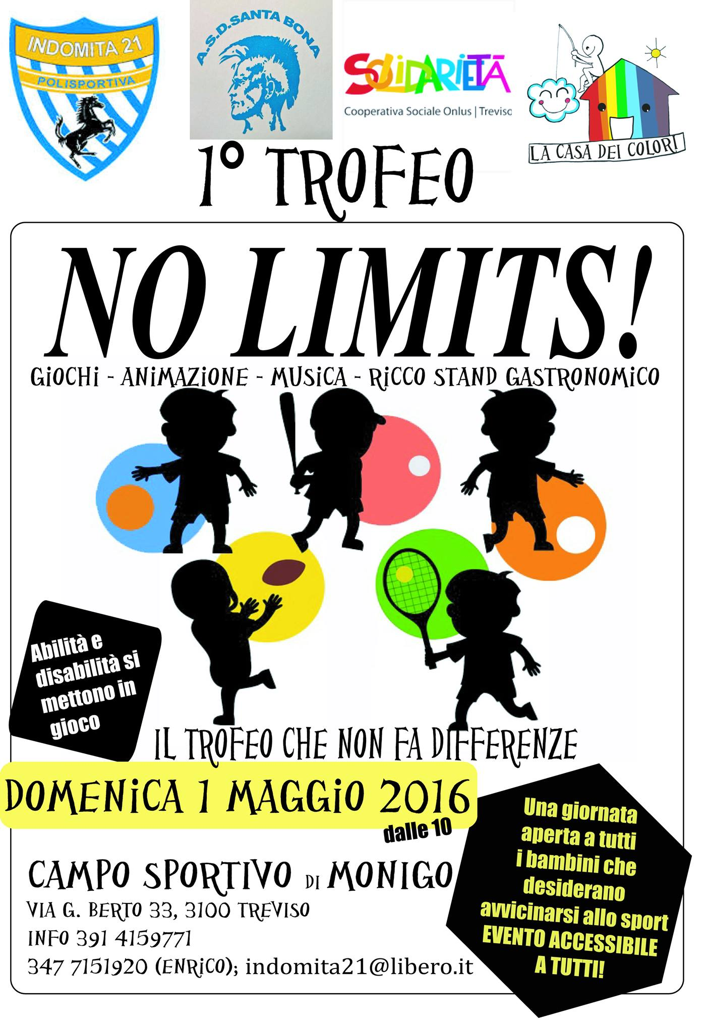 PRIMO TROFEO NO LIMITS